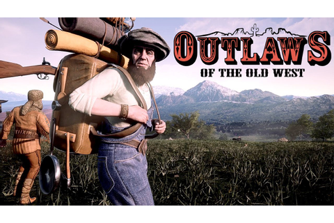 Outlaws Of The Old West - Reveal Trailer - YouTube