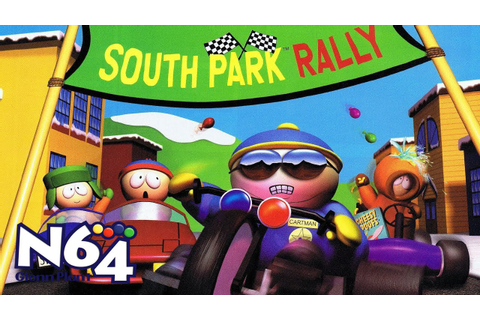 South Park Rally - Nintendo 64 Review - Ultra HDMI - HD ...