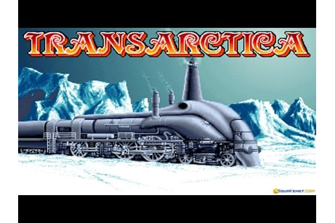 Transarctica gameplay (PC Game, 1993) - YouTube