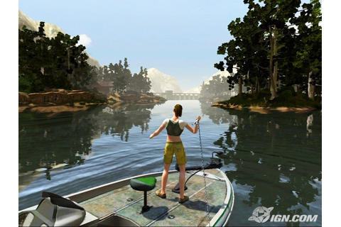 Rapala Fishing Frenzy Screenshots, Pictures, Wallpapers ...