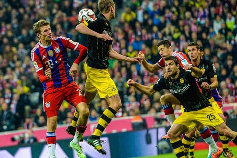 Bundesliga Game Week 27 Review: Bayern beats Dortmund at ...