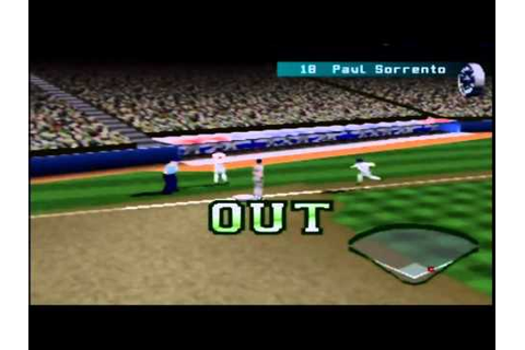 Mike Piazzas Strike Zone Part 2 - YouTube