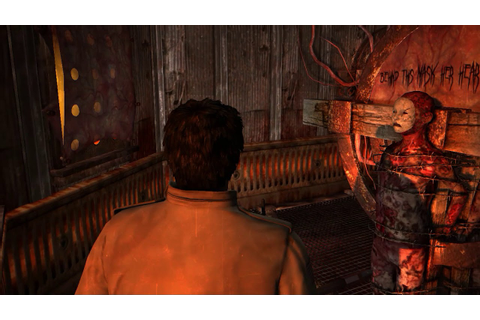 Silent Hill Homecoming: Biography of a Place – ENTROPY