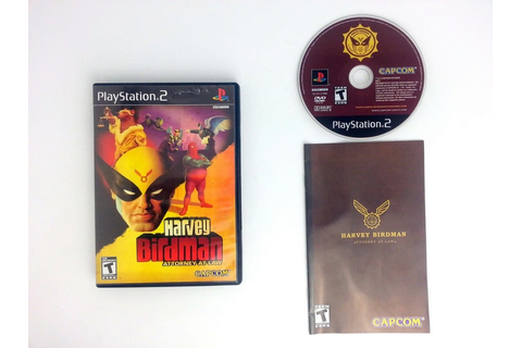 Harvey Birdman Attorney at Law game for Playstation 2 ...
