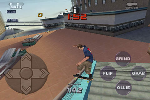 Tony Hawk working on new skateboarding game for mobile devices