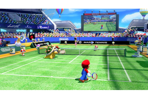 First Impressions: Holding Court with Mario Tennis: Ultra ...