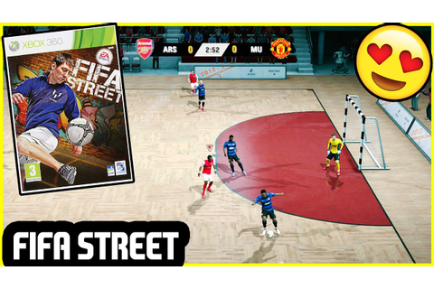 PLAYING FIFA STREET 4 In 2019 - A Very Fun FIFA Game ...