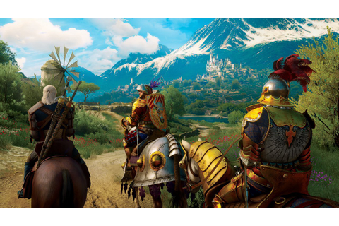 Review: The Witcher 3: Wild Hunt - Blood and Wine