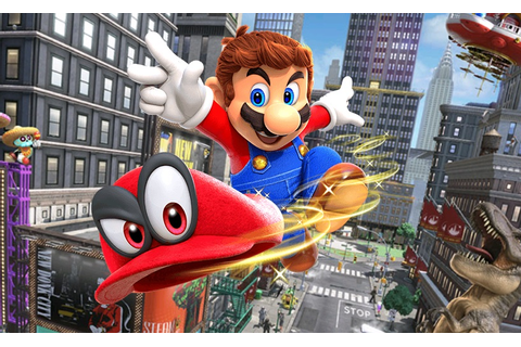 Super Mario Odyssey Was Amazon's Best Selling Game in 2017 ...