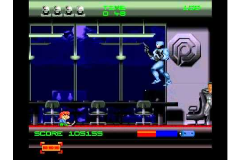 Robocop 3 SNES Game - Final Fight - YouTube