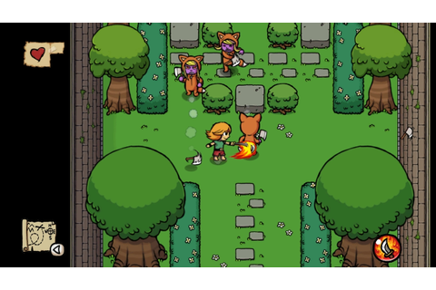 Ludosity's Ittle Dew Was Pitched to Nintendo as a Zelda ...
