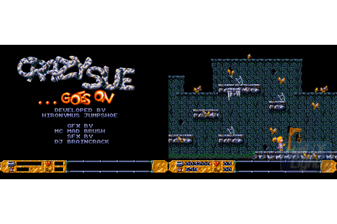 Crazy Sue Goes On : Hall Of Light – The database of Amiga ...