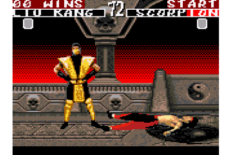 Mortal Kombat 2 Download Game | GameFabrique