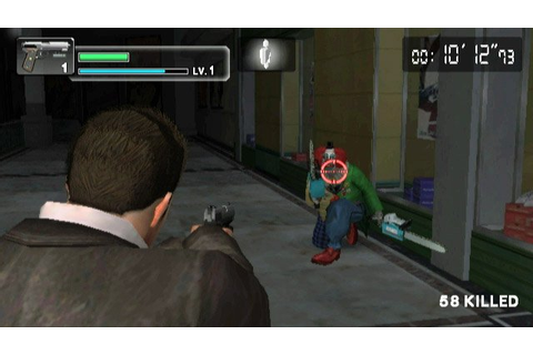 Dead Rising: Chop Till You Drop (Wii) Game Profile | News ...