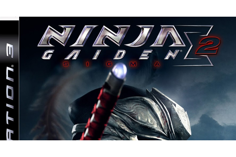 PS3] Ninja Gaiden Sigma 2 ~ Hiero's ISO Games Collection