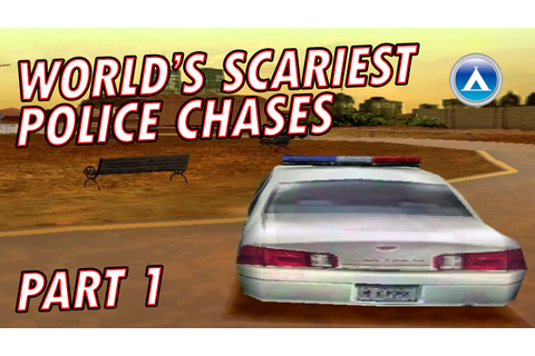 World's Scariest Police Chases Part 1 HD - YouTube