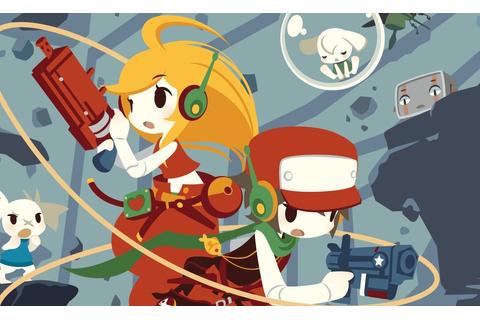 Games of the Past REVIEW: The Many Versions of Cave Story ...
