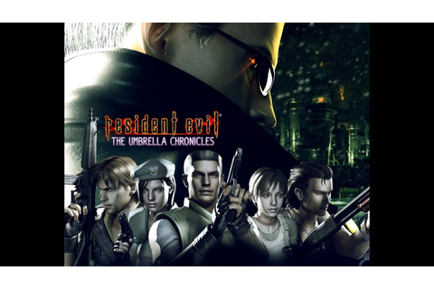 Resident Evil: The Umbrella Chronicles (Wii) Review - YouTube