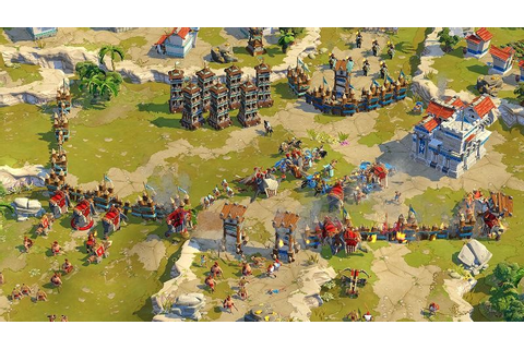 Age of Empires Online PC Review | GameWatcher