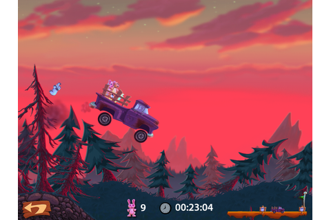 Exclusive source for Ipad gaming: Snuggle Truck: review