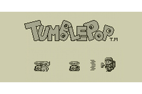 Tumble Pop | Consola virtual (Nintendo 3DS) | Juegos ...