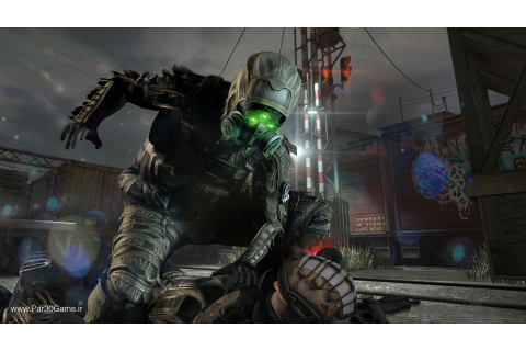 دانلود بازی Tom Clancy's Splinter Cell Blacklist برای PC