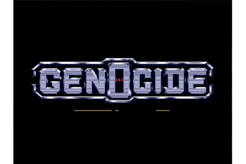 Play Genocide NEC PC Engine CD online | Play retro games ...