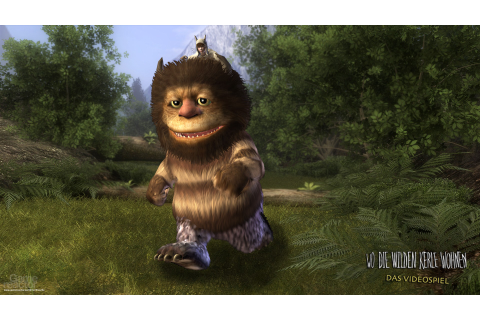 Pictures of Where the Wild Things Are: The Video Game 6/17