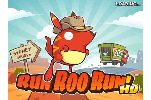 Run Roo Run Hops From The iPhone All The Way Into The iPad