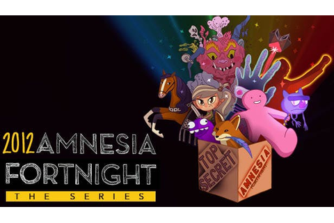 Buy Amnesia Fortnight 2012 from the Humble Store