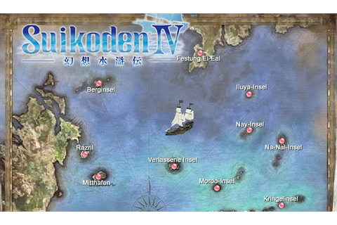Suikoden IV - Retro Reflections | Chalgyr's Game Room