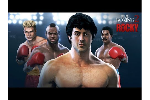 Real Boxing 2 ROCKY - Apps on Google Play