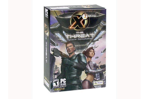 X2: The Threat PC Game - Newegg.com