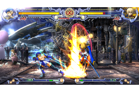 Blazblue Calamity Trigger PC Game Download Free Full Version