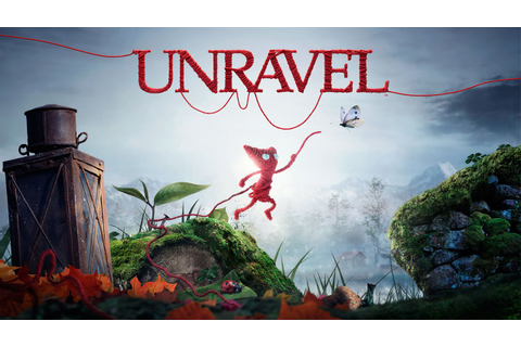Unravel: Official Gamescom Gameplay Trailer - YouTube
