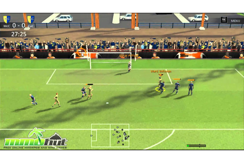 Power Soccer Gameplay - First Look HD - YouTube
