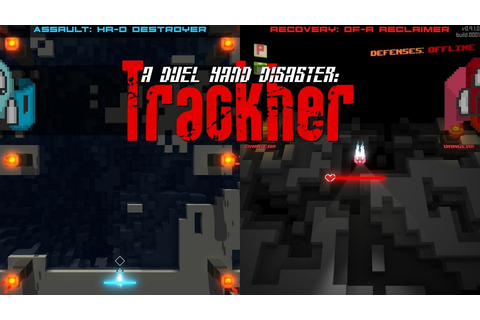 A Duel Hand Disaster: Trackher Announced For PS Vita & PS4 ...