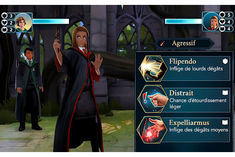 HARRY POTTER Secret à Poudlard – Applications sur Google Play