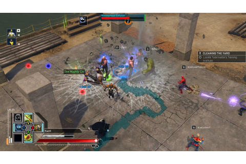 Marvel Heroes Omega for Xbox One review: is this free ...