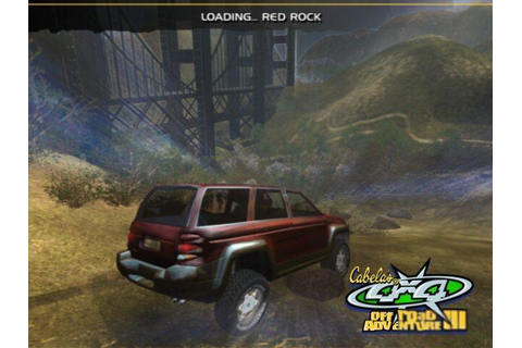 Cabela's 4x4 Off-Road Adventure 3 Download (2003 ...
