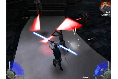 Star Wars Jedi Knight: Jedi Academy multiplayer gameplay ...