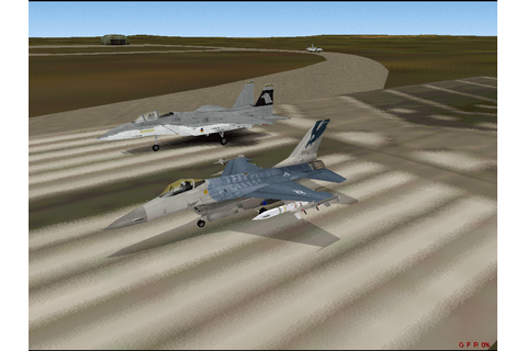 Download F-16 Multirole Fighter (Windows) - My Abandonware