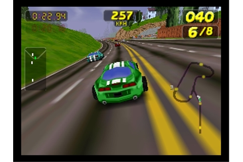 San Francisco Rush - Extreme Racing (Europe) (En,Fr,De) ROM