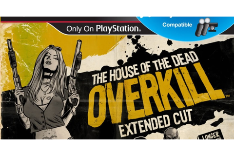 The House of the Dead Overkill - PS3 ISO Games