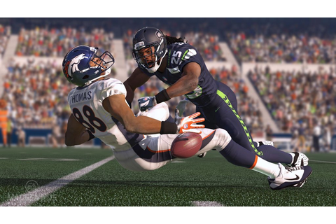 Madden NFL 15 (Xbox 360): Amazon.co.uk: PC & Video Games