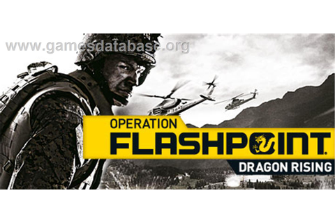 Operation Flashpoint: Dragon Rising - Valve Steam - Games ...