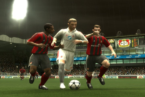 FIFA 06 (GCN / GameCube) Game Profile | News, Reviews ...