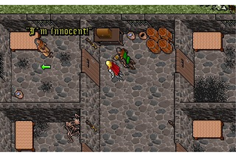 Ultima VII: Part Two - Serpent Isle (DOS) Game Download