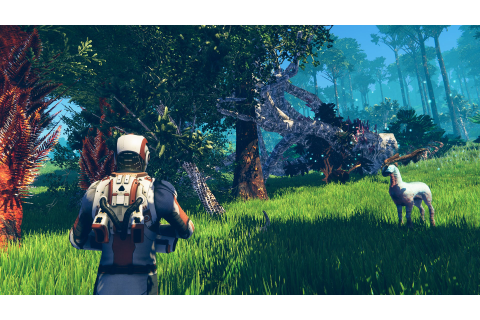 Sci-fi Survival Game Planet Nomads Now Available on PC ...