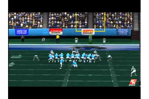 ESPN NFL 2K5 Football Week 12 Car @ Dal Thanksgiving Game ...